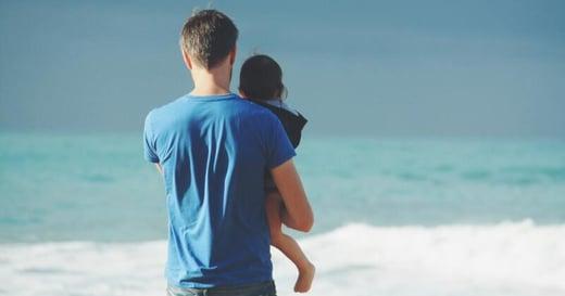 「懂得展現脆弱的男性,更加令人尊敬」所有父親的自白,都彌足珍貴