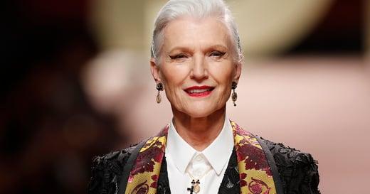 「比起成為伊隆・馬斯克的母親,我更在乎做自己」梅伊馬斯克:用優雅的姿態,慢慢老去