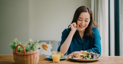 調整「進食順序」就能減重?研究顯示:想要吃不胖,控制血糖是關鍵