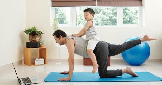 防止地方父母大崩潰,居家防疫 4 攻略:在家可以跟小孩做什麼?