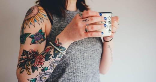 「刺青之後,我重新愛上自己的身體」面對創傷,他們用紋身重新改寫自己的故事