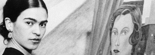 凝觀自己的女性藝術家 芙烈達‧卡蘿