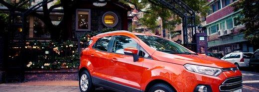 給女人的貼心車款:一起馳騁城市風景