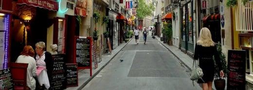 走過美麗與哀愁:臺北、大阪、巴黎的城市側寫