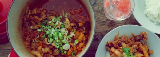 我家也有歐巴!配韓劇剛好的辣醬炒白菜肉絲