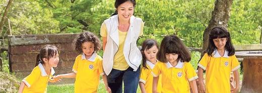 《五個小孩的校長》4500 月薪,尋回久違的善良