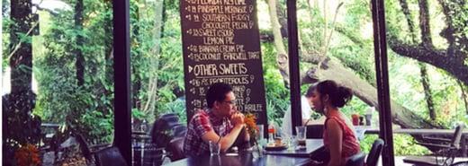 咖啡店,是一座城市的縮影:讓人一見鍾情的新加坡 PS. Café