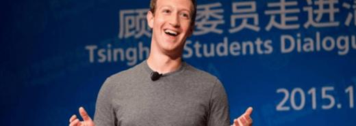 Mark Zuckerberg 清大演講:「當你找到想做的事,你就已經在改變世界」