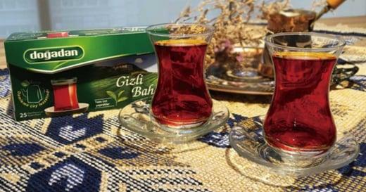 一天六杯茶文化!土耳其紅茶的十個秘密
