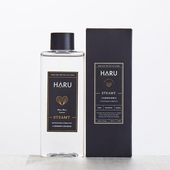 HARU|STEAMY 卡瓦醉椒激熱潤滑液 的圖片