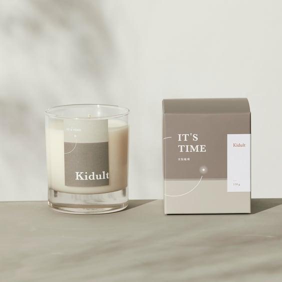 【預購】IT'S TIME 來點蠟燭 - Kidult 當孩子(170g) 的圖片