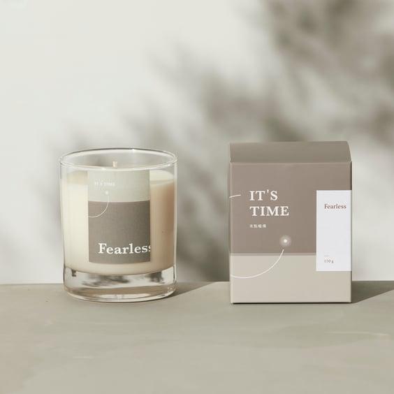【預購】IT'S TIME 來點蠟燭 - Fearless 無懼(170g) 的圖片