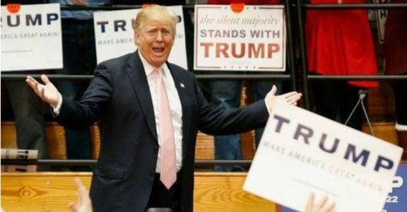 狂熱、焦慮、憤怒——川普競選現場的各種面孔