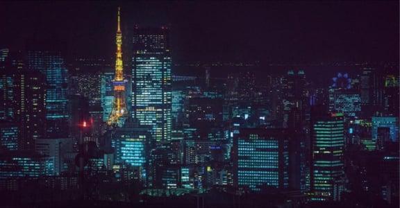 魔幻東京攝影集:霓虹城市的寂寞群像