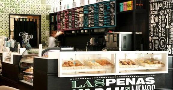 拉丁風味咖啡館 Cielito Querido