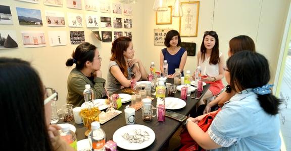 大女子房間設計師:直擊徐景亭的設計夢和生活體察