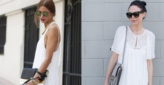 夏日穿搭指南:白色,是最自在的顏色