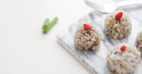 【異鄉人食譜】波士頓的台菜風景,珍珠丸子