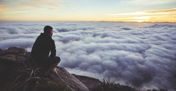沒有註定的人生:你的天空,是自己跑出來的