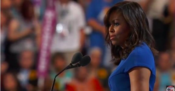打臉川普!蜜雪兒歐巴馬演講全文:「如果有人自甘墮落,我們選擇堅持信念」