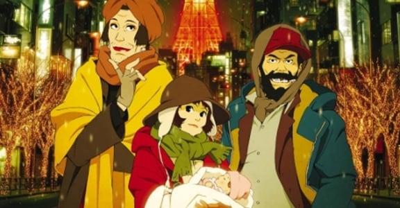 日本動畫大師今敏最感人鉅作《東京教父》:「親情,是人生放逐的終點」
