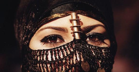 三毛沒告訴你的沙漠故事:沙烏地阿拉伯的妻子沒有臉孔