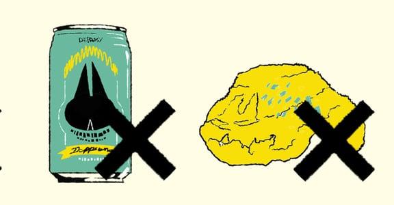 【小鬱亂入專欄】讓你不開心的三種黑暗食物