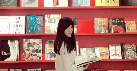 【蔡瑞珊閱讀散記】青鳥書店,讓初衷與信任成為時代價值