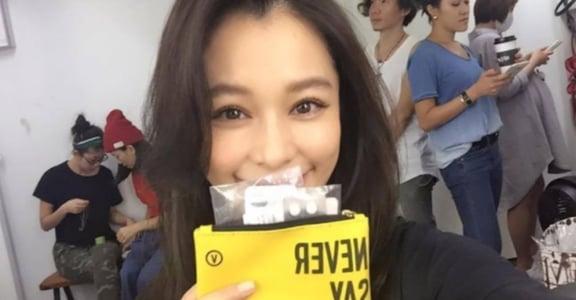徐若瑄的女人名言:沒有完美女人,是我讓自己完整