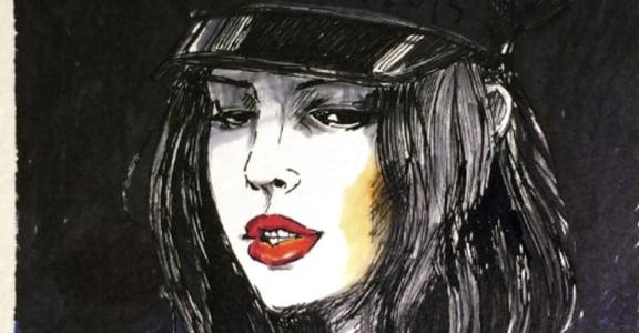 【Herstory】插畫家元綺:「感動人心的不是技巧,而是真實的情感」