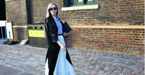 時尚編輯 Jane 的穿搭術:氣質俐落,你需要一件圓裙