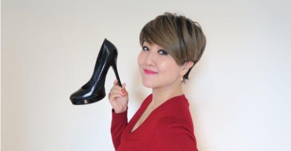 專訪旅居英國的鞋子設計師 Cecilia:人生誤打誤撞得正好