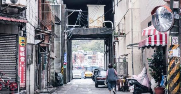 【北臺灣旅人日記】獨處遇見一個人的海闊天空