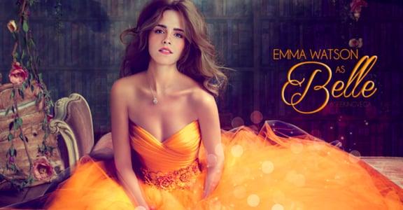 《美女與野獸》艾瑪華森的貝兒宣言:不必王子,也能做公主