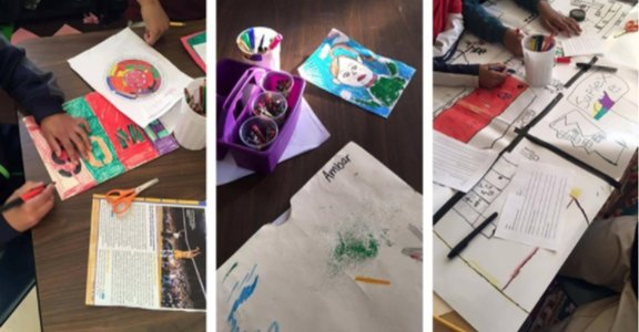 波士頓小學的美術教室:讓你的創意,帶你去想去的地方