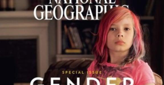 《國家地理雜誌》封面故事:我是九歲的跨性別女孩