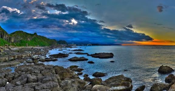看海人最愛的北海岸秘境:龍洞、象鼻岩、八斗子