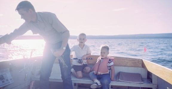 【親職課】一字爸爸:當親子關係只剩敬畏,卻失去愛