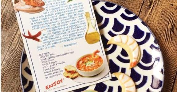 【出走食譜】義大利海鮮濃湯:日子越忙,越要品嚐生活