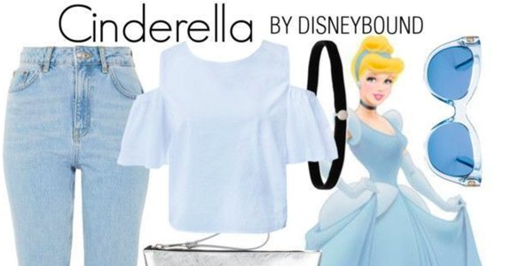 穿上這些,你也可以是前衛又時尚的迪士尼主角