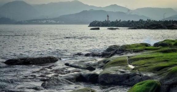 置身天堂的週末輕旅行!新山夢湖、基隆神秘海岸、石碇千島湖