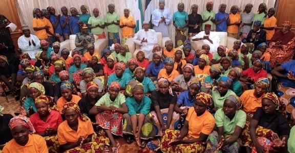 #Bringbackourgirls 三年後:奈及利亞的女孩還沒回家