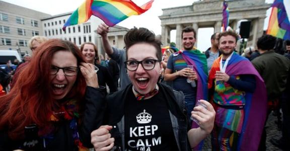 【世界日誌】德國同婚通過、蔡依林撐平權、解放男人計畫