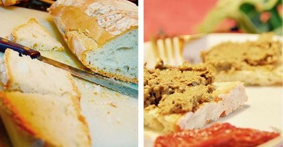 【人在異鄉食譜】抒發沮喪之必要:佛羅倫斯雞肝醬麵包片