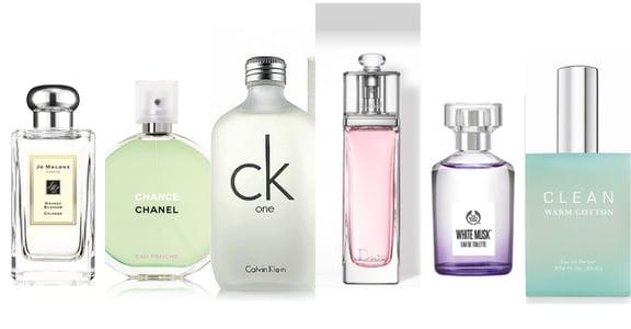 【如果你想】挑一瓶有個人風格的香水,六款讓你做自己的香水系列
