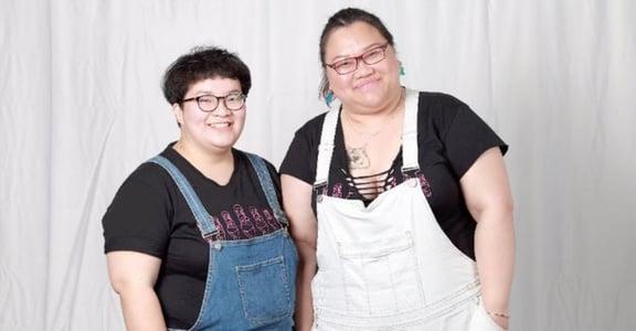 我跟肥胖穩定交往中!專訪肉彈甜心:用胖胖身體,擠歪美麗框架