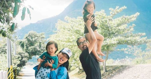 一家人的環島旅行:親子關係,其實就像交朋友