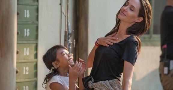 裘莉拍給柬埔寨人民的情書《弒父:柬埔寨女孩的回憶》