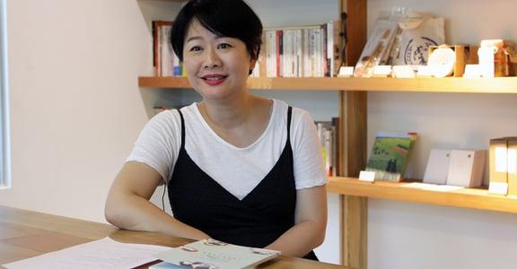 專訪掌生穀粒創辦人程昀儀:性別不是阻礙,也不是特權