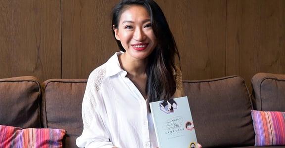 專訪《晶燕羽》創辦人楊茜茹:立場夠堅定,就能走出自己的路